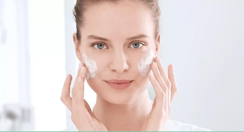 Routine peau acnéique