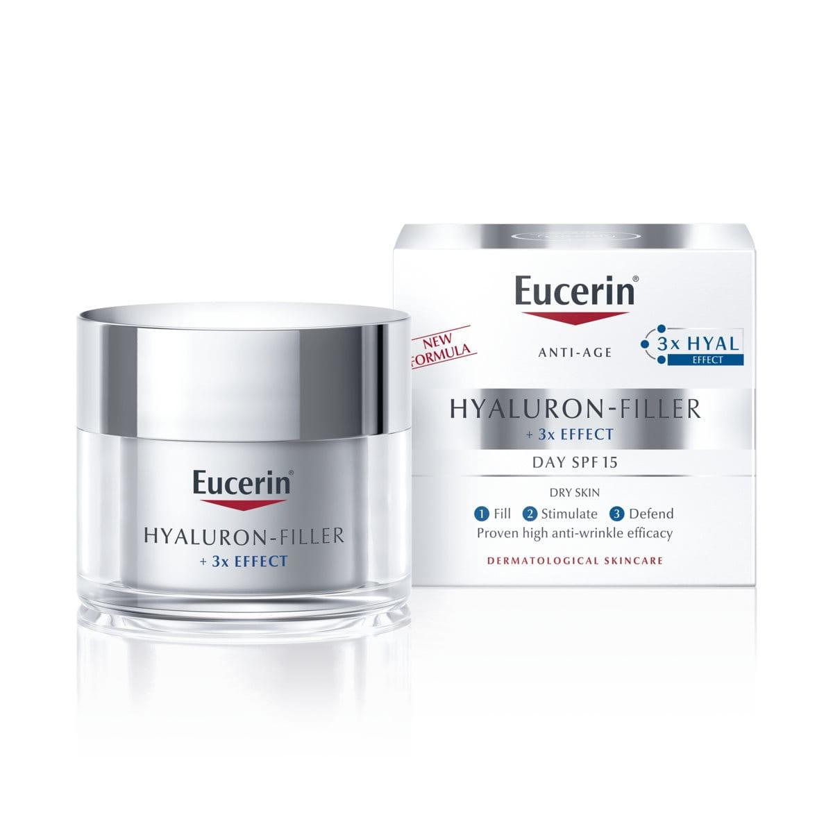 Hyaluron-Filler Day SPF 15 Dry Skin