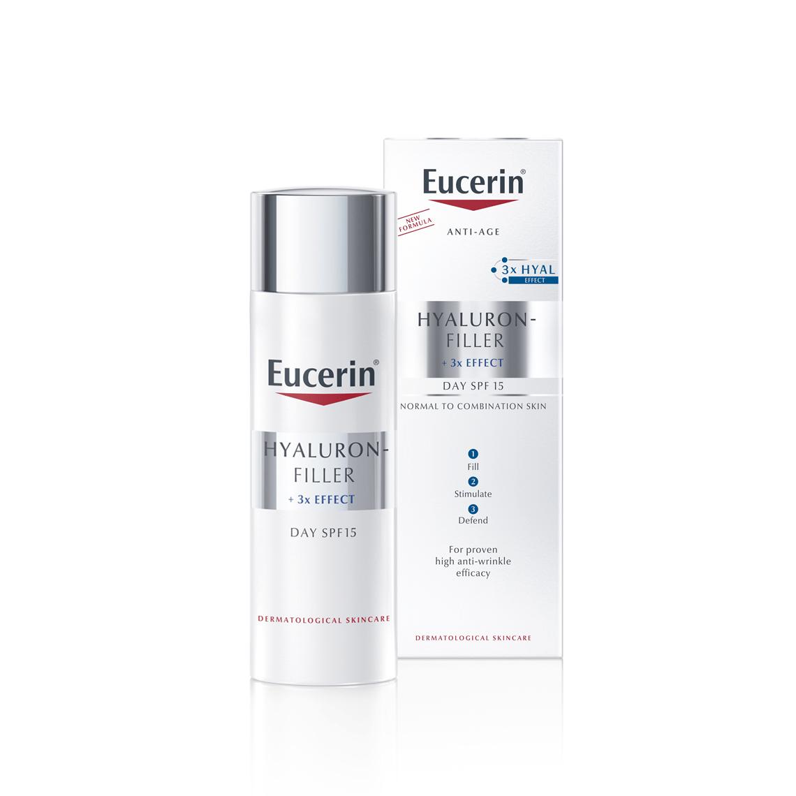 Hyaluron-Filler Day SPF 15 Normal/combination skin