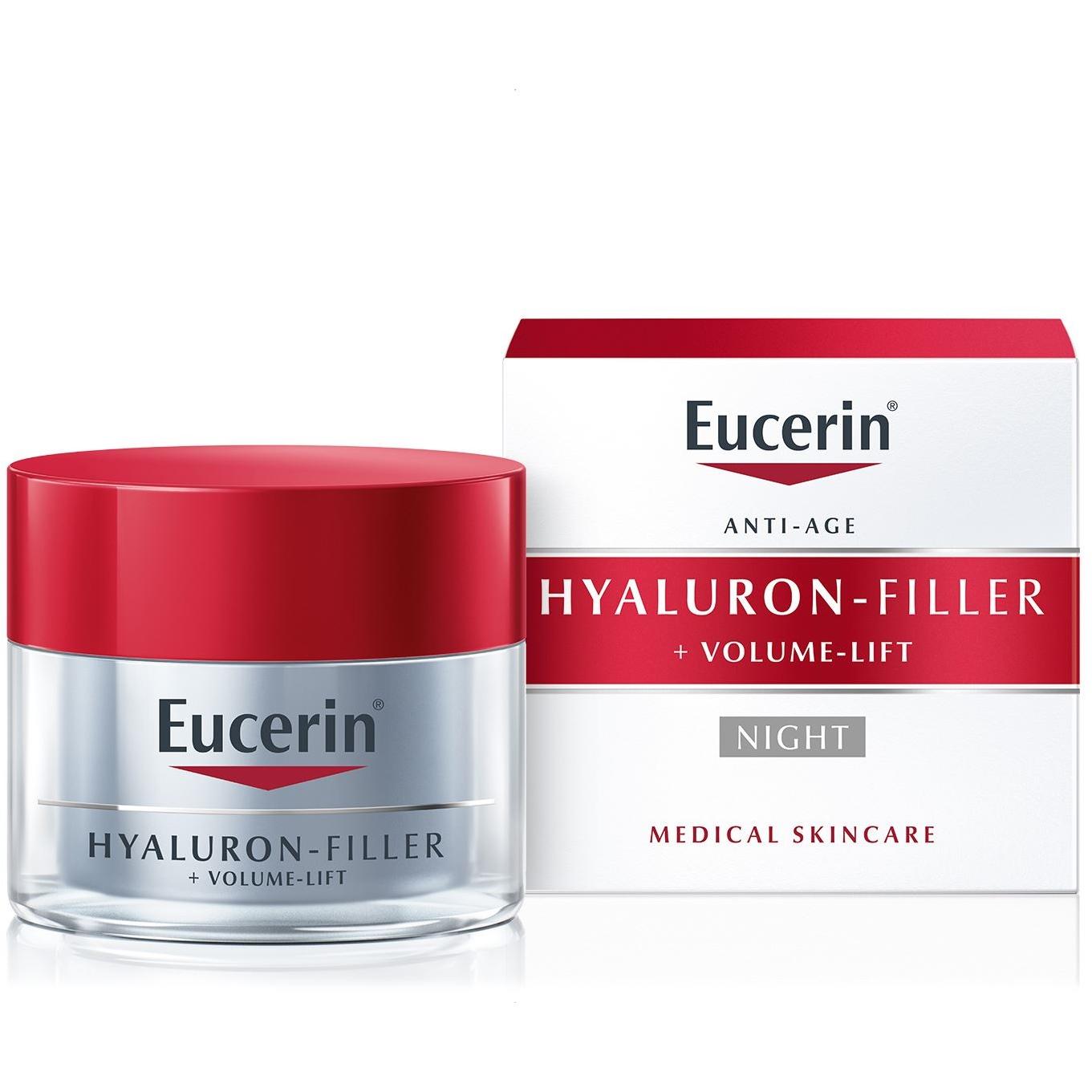 Eucerin Hyaluron-Filler + Volume-Lift Noite