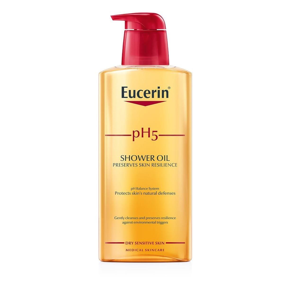Eucerin pH5 Skin-Protection Shower Oil