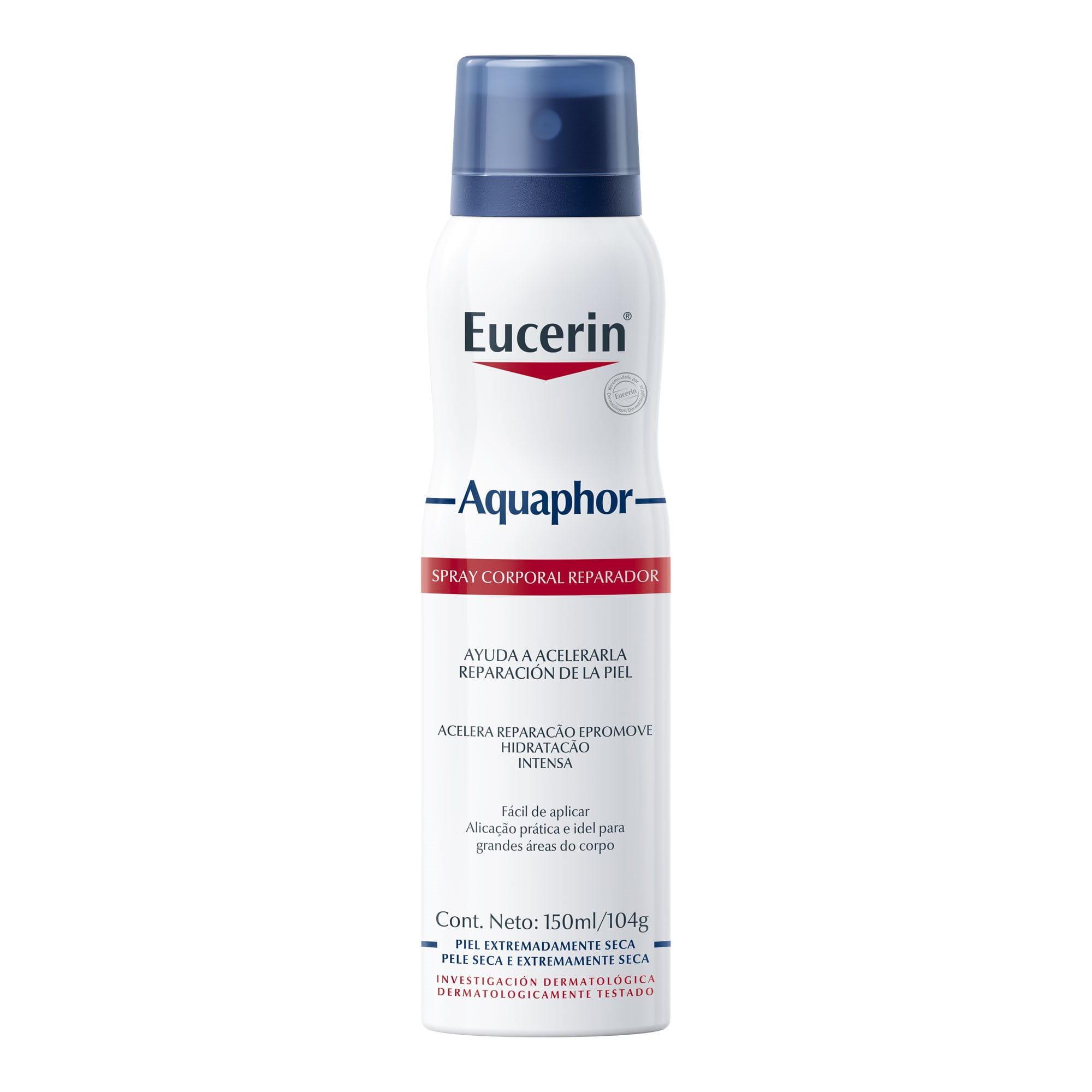 Aquaphor Spray Corporal Reparador