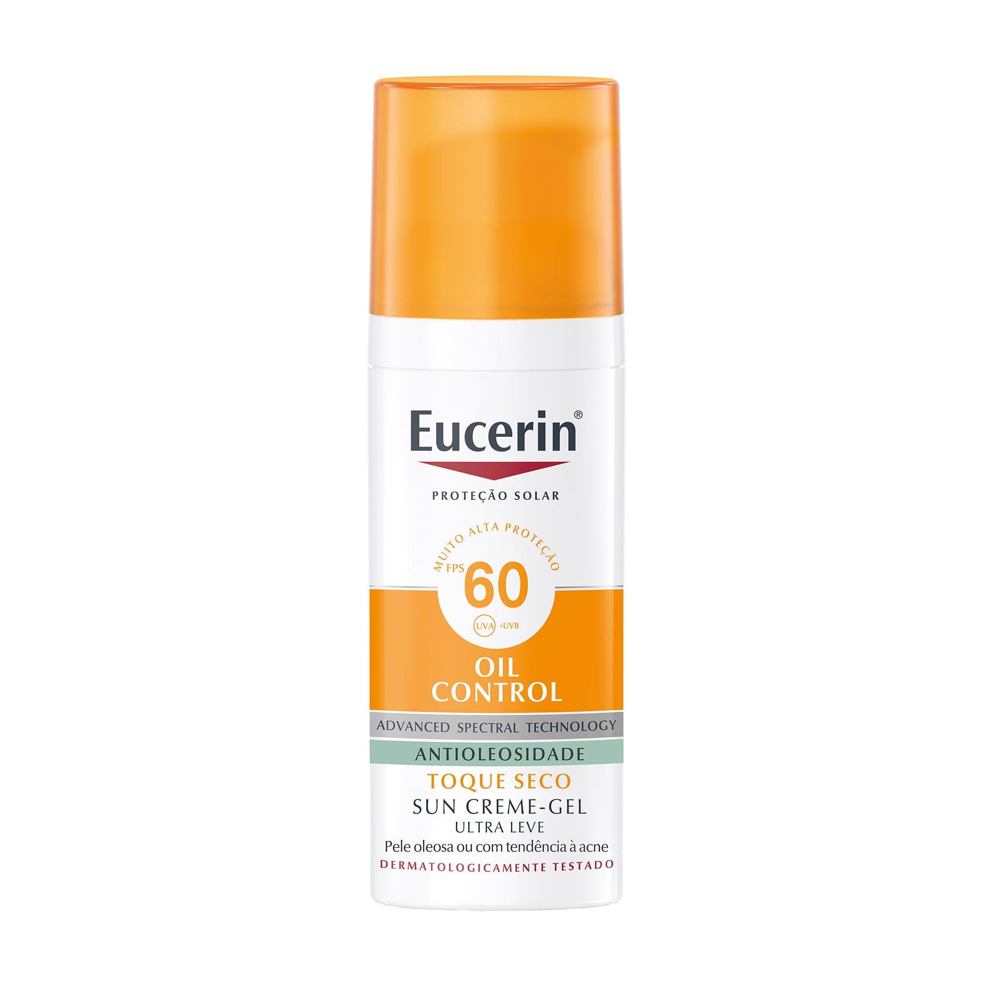 Eucerin Sun Oil Control FPS 60