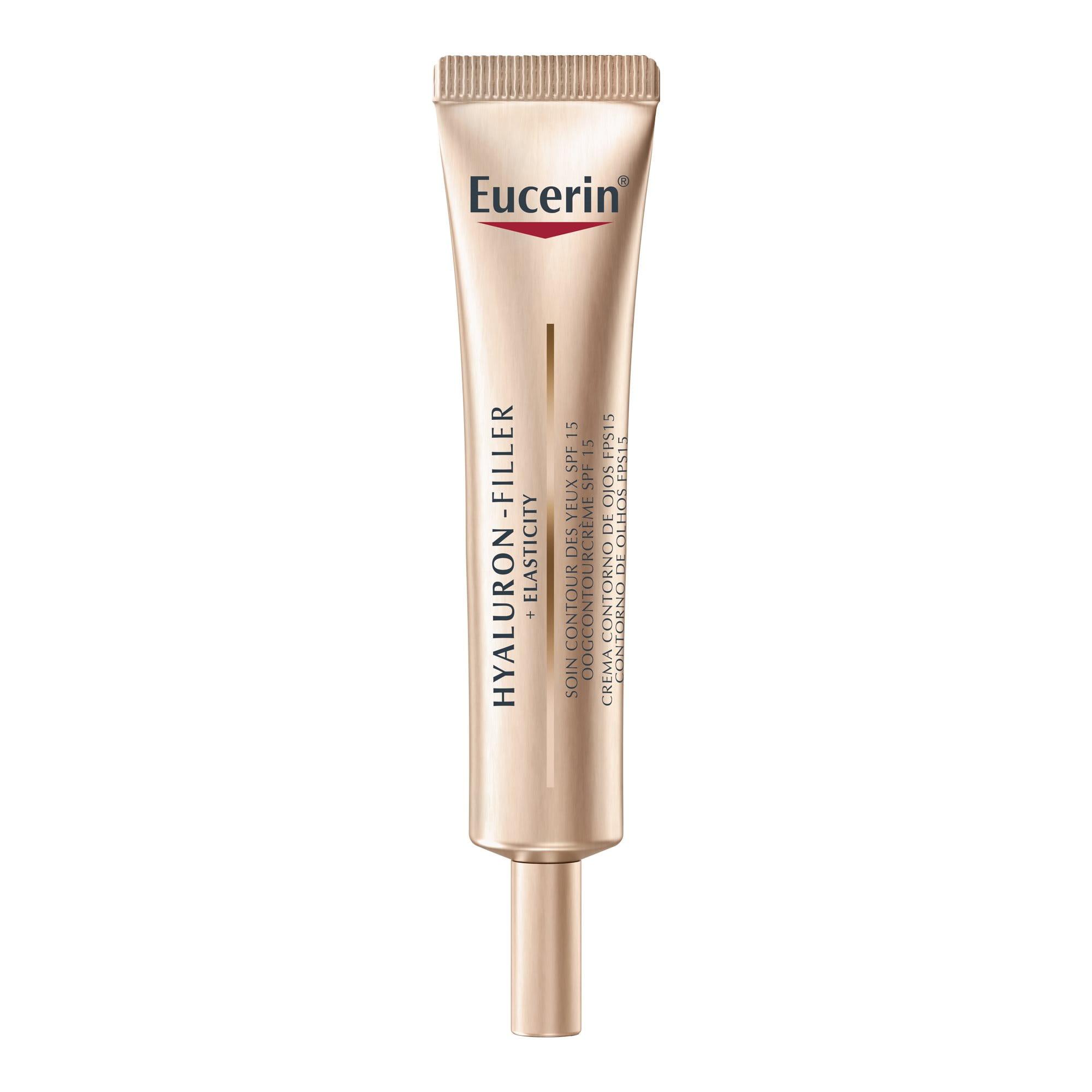 Eucerin Hyaluron-Filler + Elasticity Contorno de Ojos FPS 15