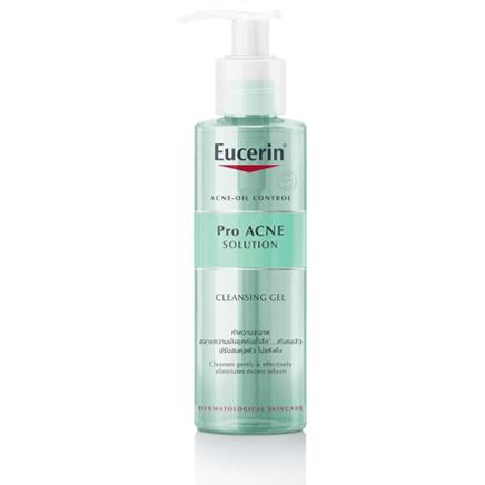 Eucerin ProACNE Solution Cleansing Gel