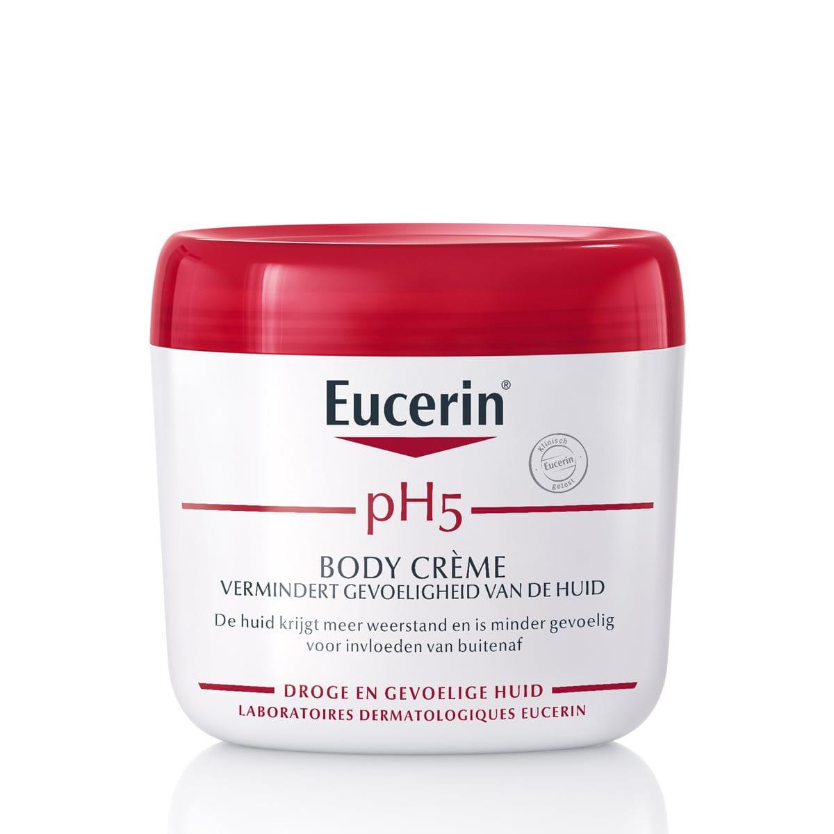 ph5 Soft Body Crème packshot | Eucerin