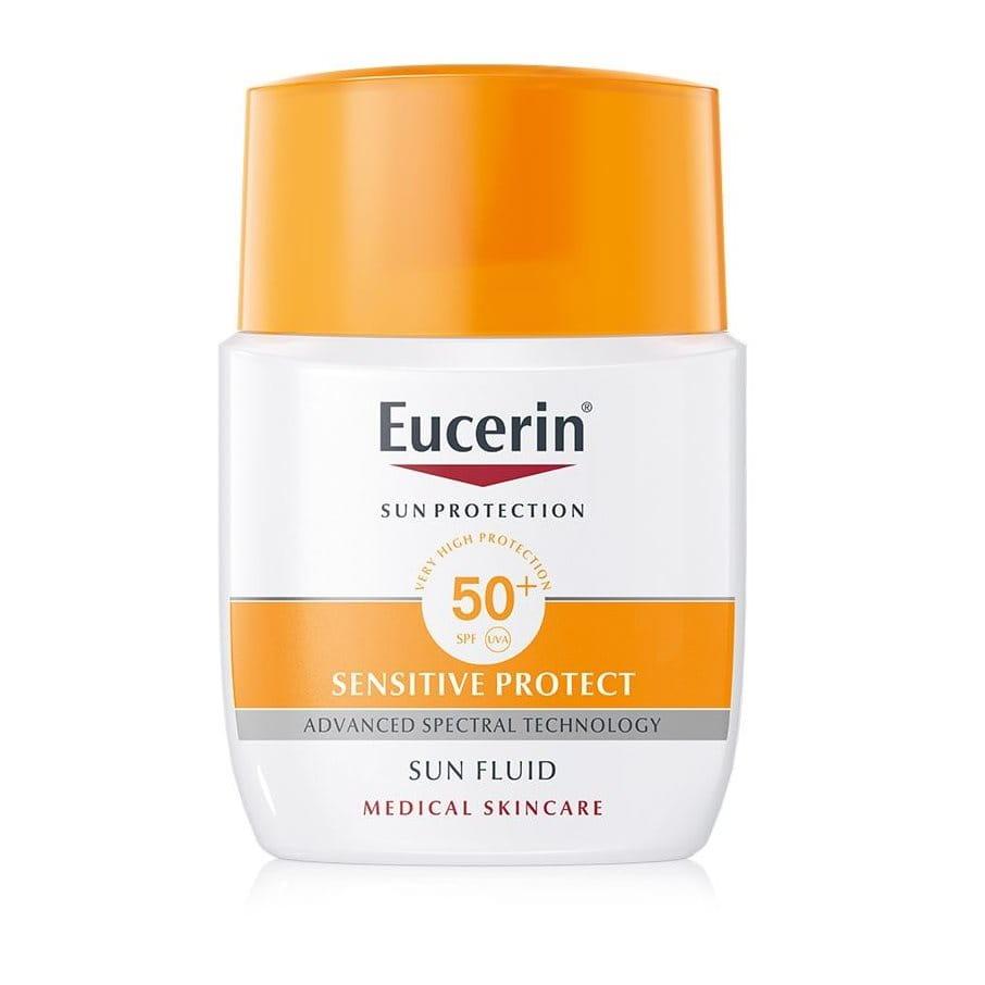 Eucerin Fluido Solar Crianças FPS 50+