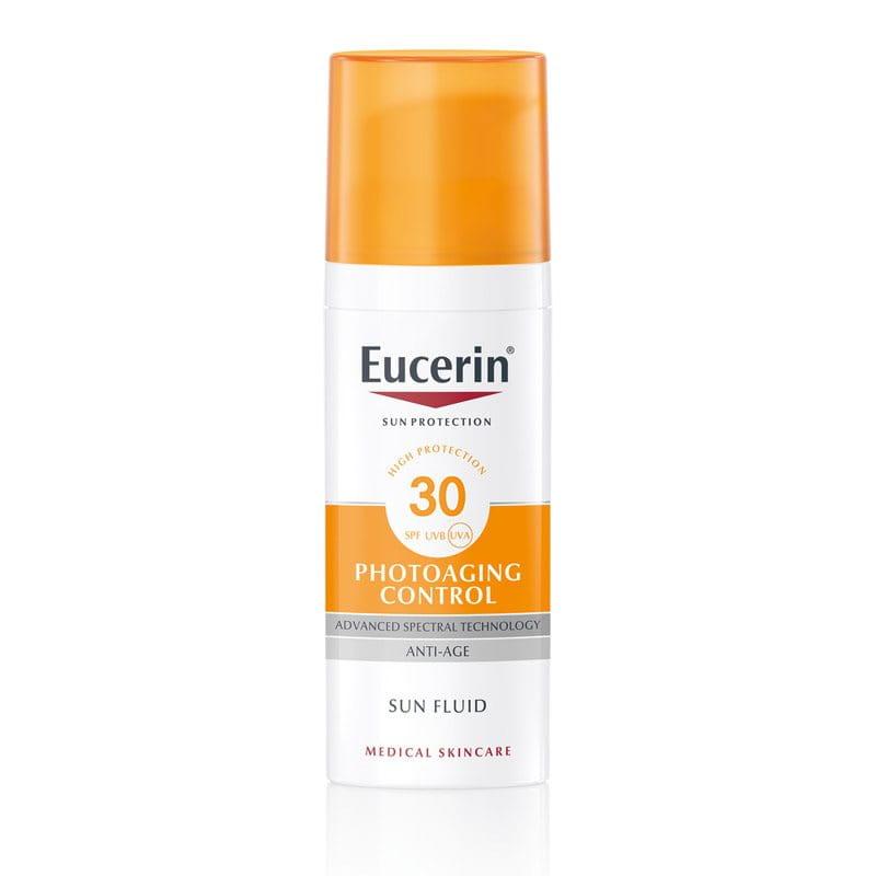 Eucerin Anti-age Fluid za zaštitu od sunca SPF 30