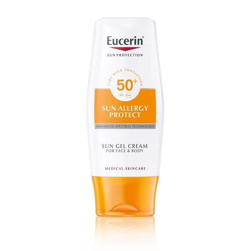Eucerin Gel-krem za zaštitu od sunca i od alergija SPF 50+