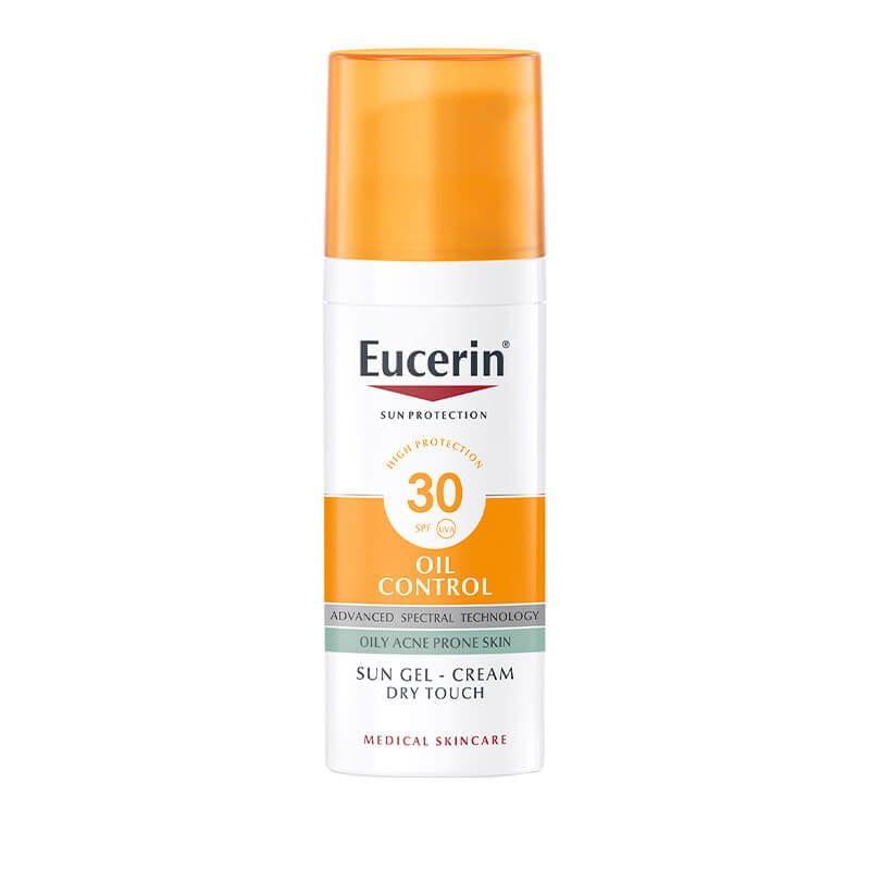 Eucerin Oil control za zaštitu masne kože od sunca SPF 30
