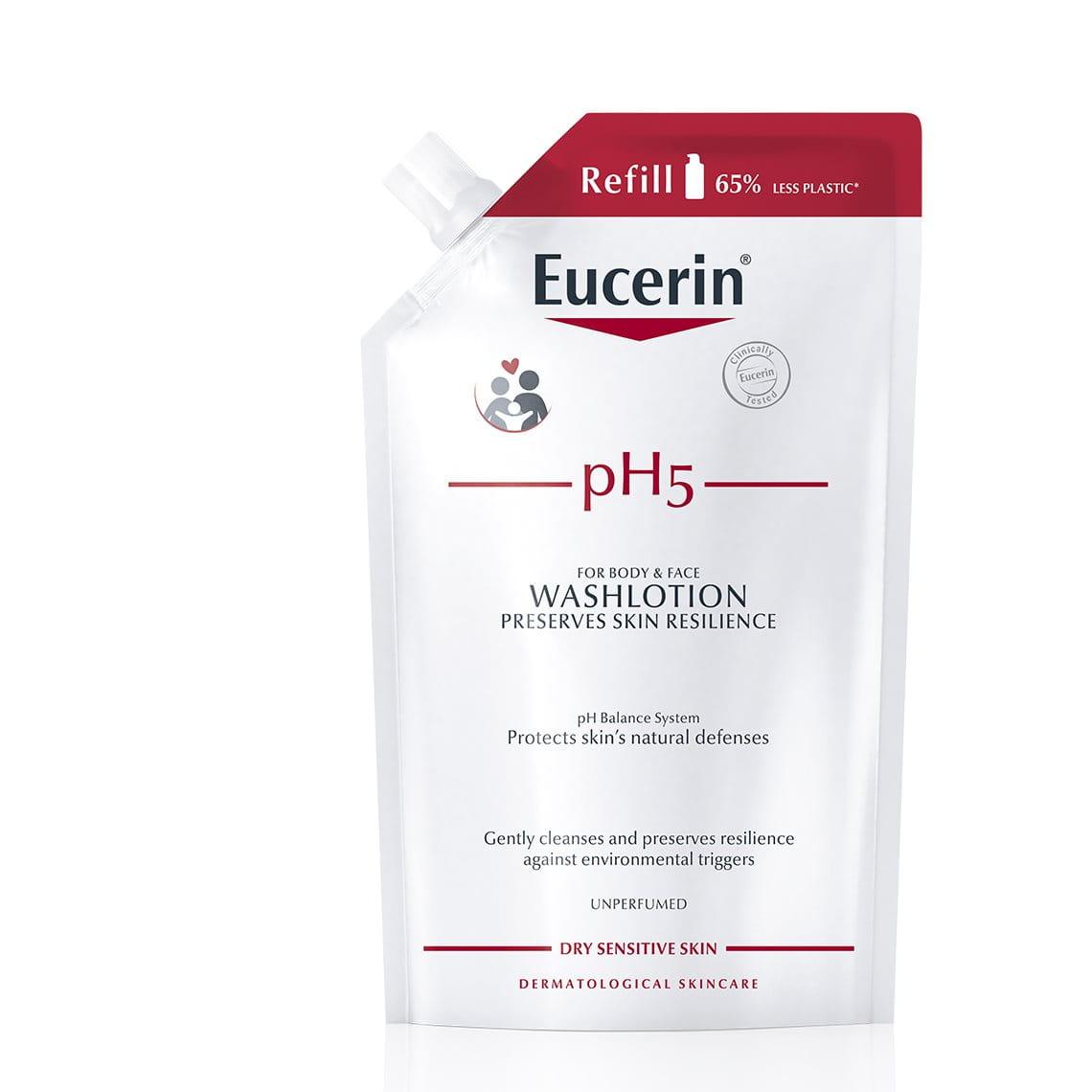 pH5 Washlotion | Unperfumed | Refill