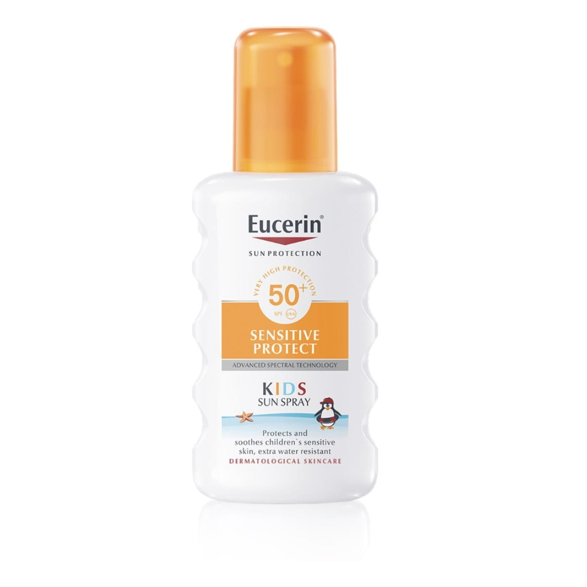 Eucerin Kids Sun Spray Sensitive Protect SPF 50+