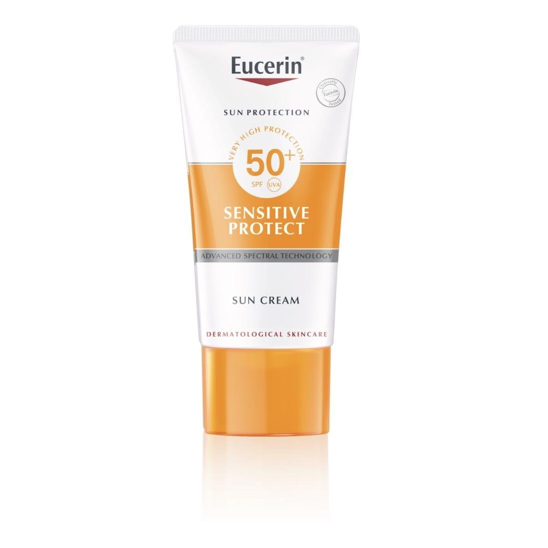 Sun Creme Sensitive Protect SPF 50+