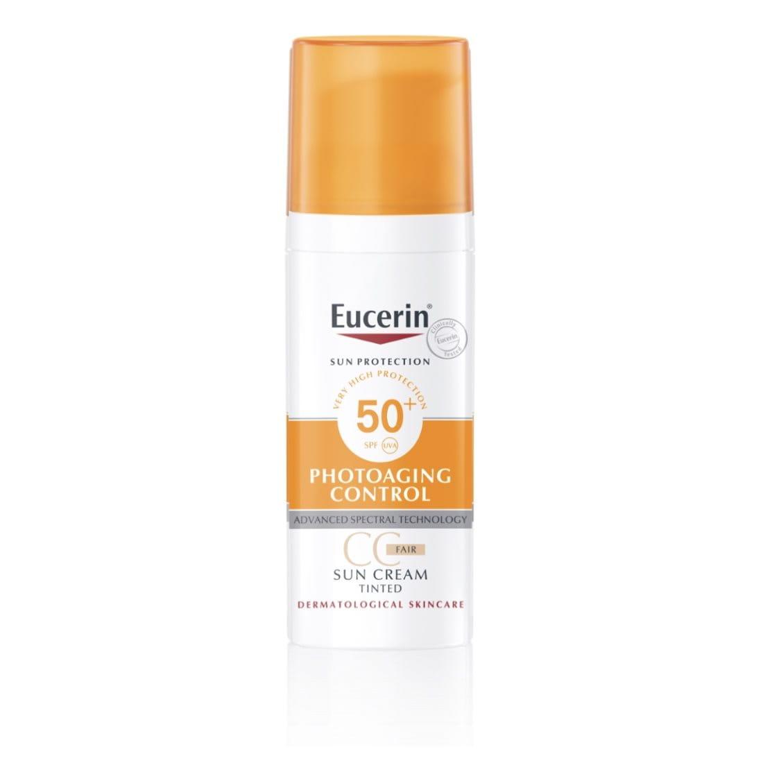 Eucerin Sun Creme Tinted Photoaging Control SPF 50+ Fair