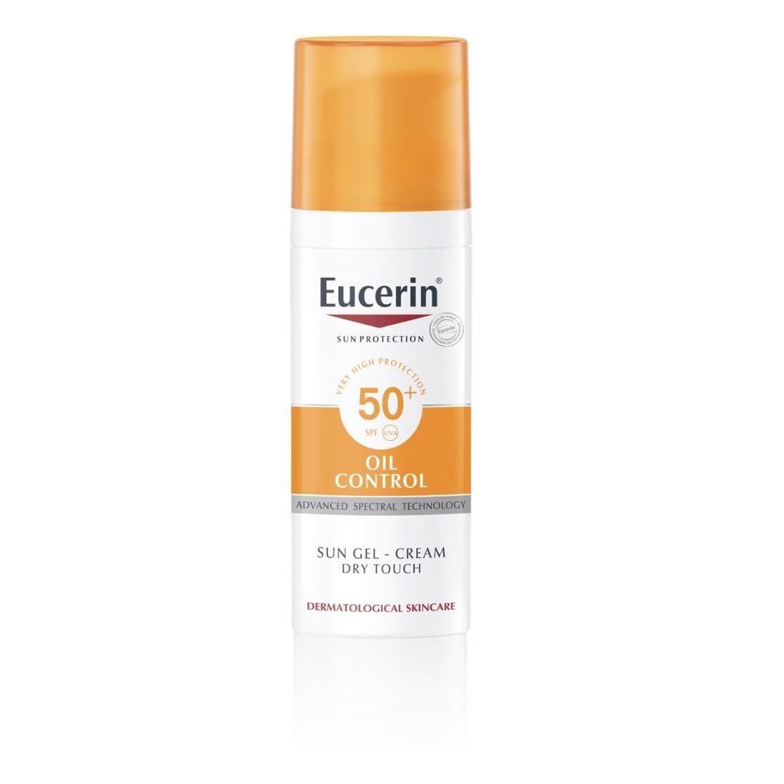Eucerin Sun Face Oil Control Dry Touch SPF 50+