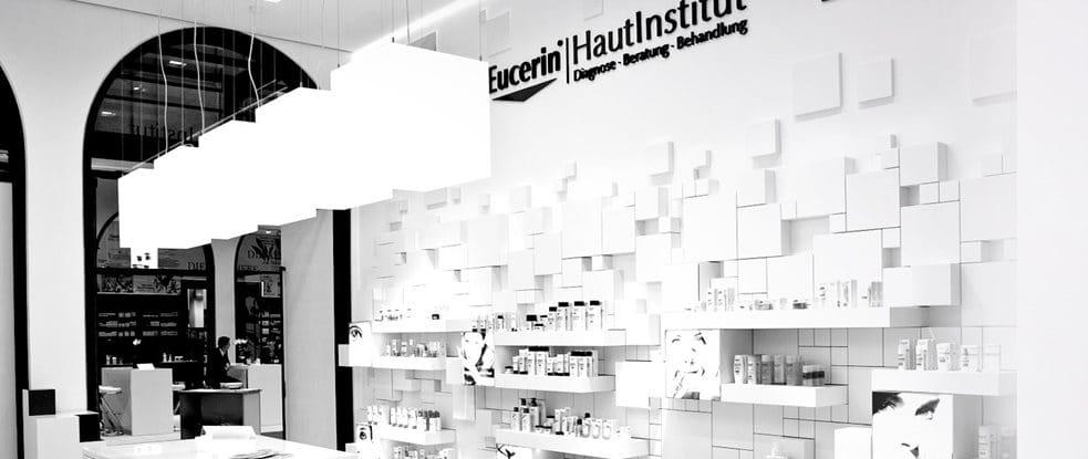 Instituto Eucerin de la Piel en Hamburgo; Alemania