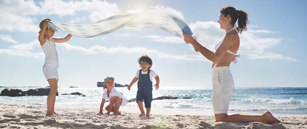 البشرة والشمس: أشعة UV على البشرة