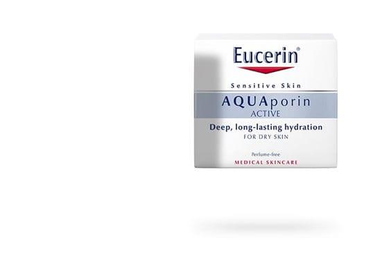 Eucerin AQUAporin ACTIVE vlažilna nega za suho kožo - packshot