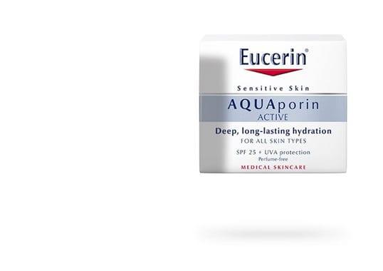 Eucerin AQUAporin ACTIVE vlažilna nega z UV-zaščito za vse tipe kože - packshot