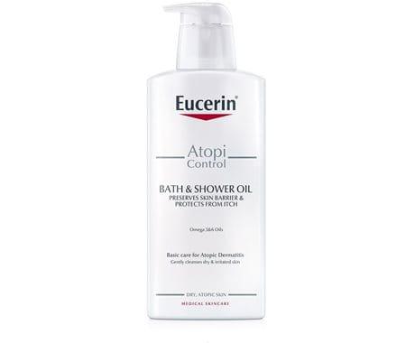 Eucerin AtopiControl čistilno olje
