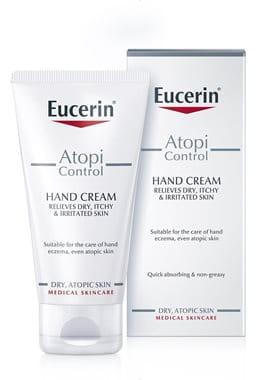 Eucerin AtopiControl krema za ruke