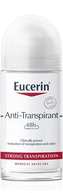 Eucerin antitranspirant 48 h v roll-onu
