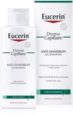 Eucerin DermoCapillaire šampon protiv prhuti
