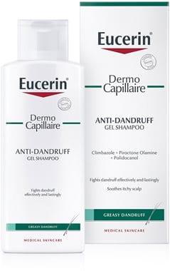 Eucerin DermoCapillaire Gel šampon protiv masne peruti