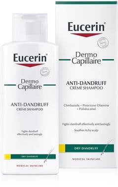 Eucerin DermoCapillaire Krem šampon protiv suve peruti
