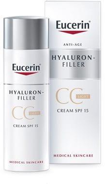 Hyaluron-Filler šviesus CC kremas