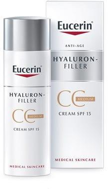 Hyaluron-Filler CC krém středně tmavý