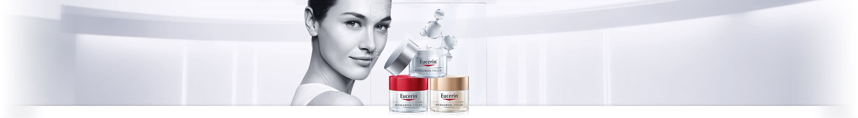 Anti-aging skincare solutions from Eucerin