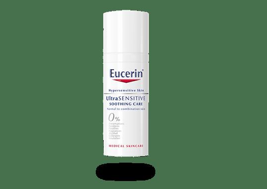 Eucerin UltraSENSITIVE dnevna krema za normalnu i kombinovanu kožu