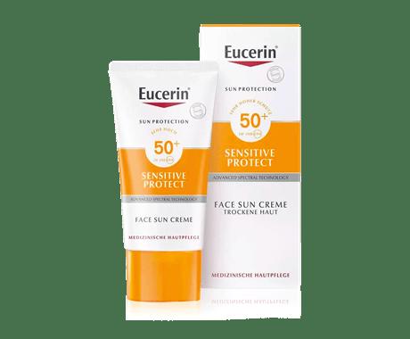 Eucerin Krema za lice za zaštitu od sunca SPF 50+