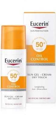 Oil Control Dry Touch gel-krema SPF 50+