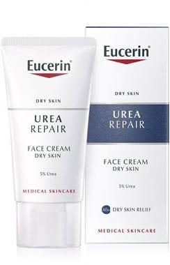 Eucerin Dnevna krema za lice sa 5% uree za suvu i veoma suvu kožu