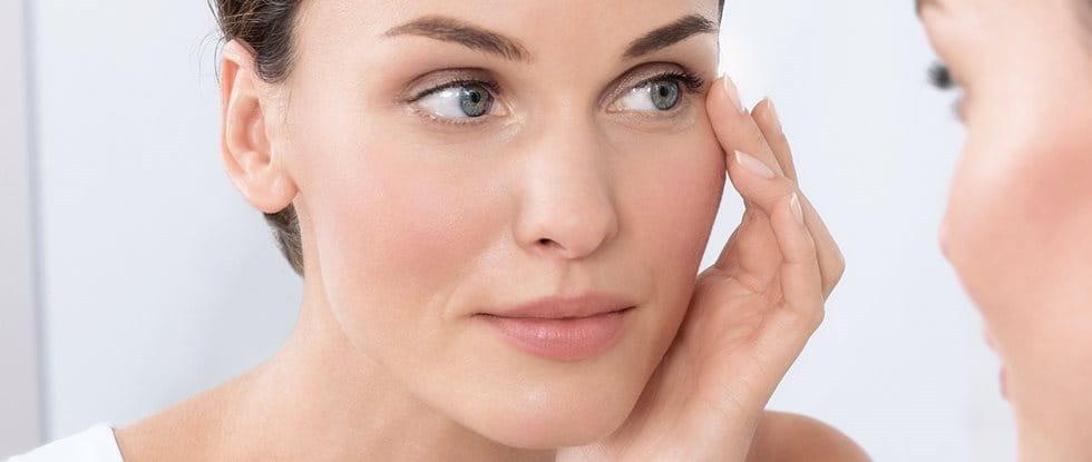Eczema on eyelid