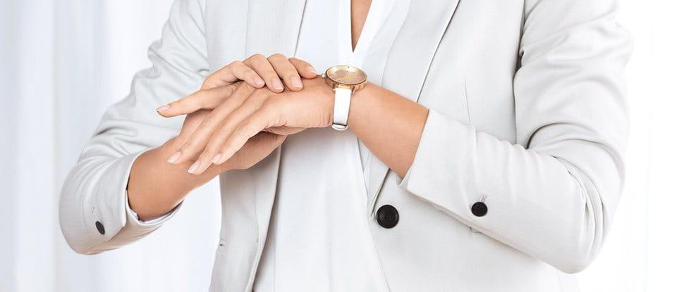 Hand Eczema: good skincare helps to reduce symptoms