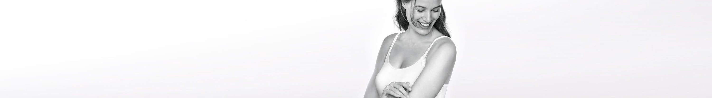Žena s atopickou pokožkou