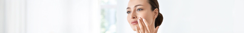 Uppkomst av hyperpigmentering under behandling av kvinnas hud