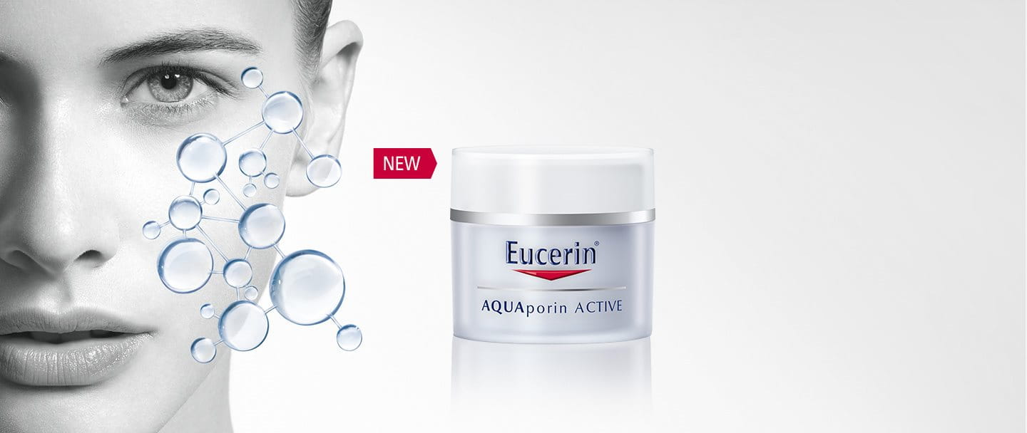 AQUAporin Active Face Care - Normal To Combination Skin