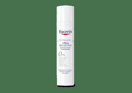 Eucerin UltraSENSITIVE Loción Facial Limpiadora