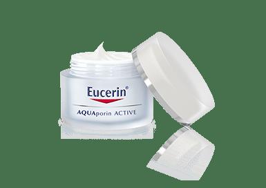 Soin Hydratant Eucerin AQUAporin ACTIVE pour Peau Normale à Mixte