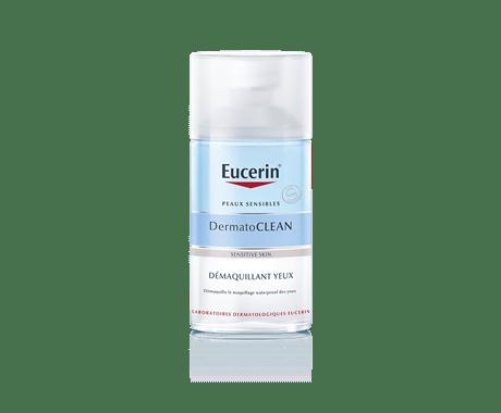 Démaquillant pour mascara waterproof d'EUCERIN