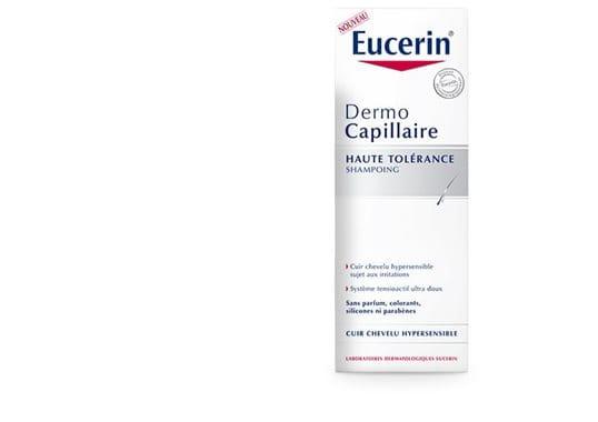 SHAMPOING HAUTE TOLÉRANCE Eucerin DermoCapillaire