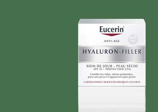 Soin de Jour Peau Sèche Eucerin Hyaluron-Filler