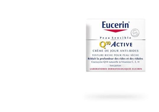 Crème de Jour Peau Sèche Eucerin Q10 ACTIVE