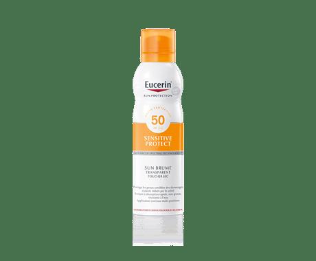 Sun Brume Transparente Toucher Sec SPF 50 Eucerin