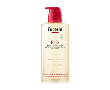 Huile de Douche Eucerin pH5