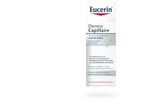 Eucerin DermoCapillaire Tratamiento Intensivo Anticaspa